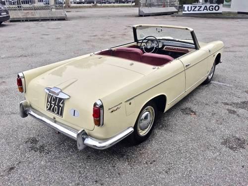 1961 Lancia - Appia Convertibile Vignale Series 3 LANCIA CERT. For Sale (picture 3 of 6)
