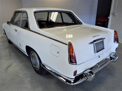 1961 Clean and Solid Pf Flaminia Coupe For Sale (picture 2 of 6)
