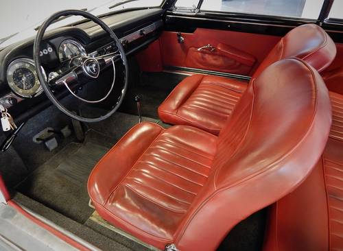 1961 Clean and Solid Pf Flaminia Coupe For Sale (picture 3 of 6)