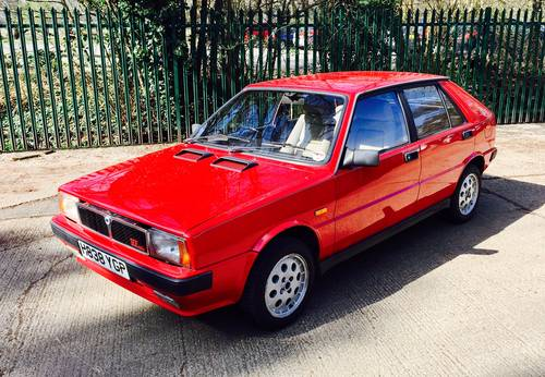 Lancia Delta HF turbo 1991 classic retro hot hatch swap px For Sale (picture 1 of 6)