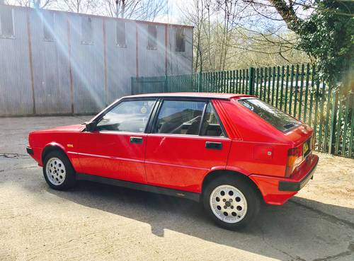 Lancia Delta HF turbo 1991 classic retro hot hatch swap px For Sale (picture 2 of 6)
