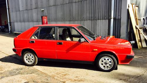 Lancia Delta HF turbo 1991 classic retro hot hatch swap px For Sale (picture 3 of 6)