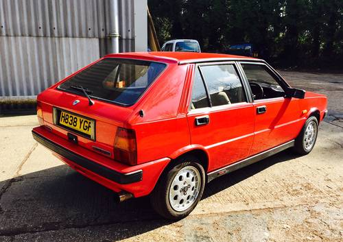 Lancia Delta HF turbo 1991 classic retro hot hatch swap px For Sale (picture 4 of 6)