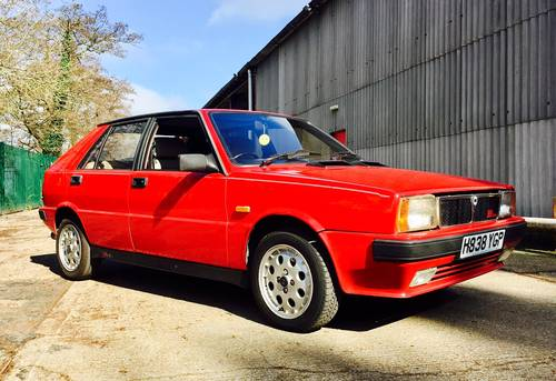 Lancia Delta HF turbo 1991 classic retro hot hatch swap px For Sale (picture 5 of 6)