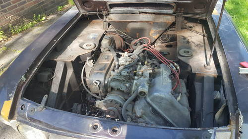 1975 Lancia Fulvia Project For Sale (picture 3 of 6)
