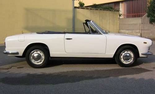 1964 Lancia Flavia Convertible For Sale (picture 1 of 5)