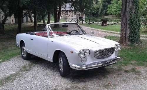 1964 Lancia Flavia Convertible For Sale (picture 3 of 5)