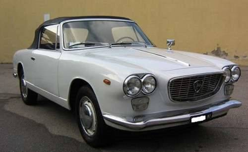 1964 Lancia Flavia Convertible For Sale (picture 4 of 5)