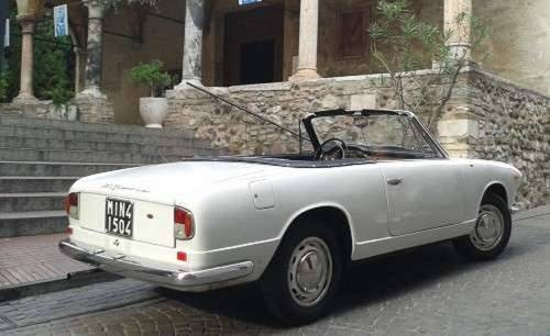 1964 Lancia Flavia Convertible For Sale (picture 5 of 5)
