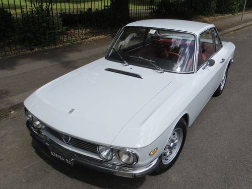 1973 LANCIA FULVIA 1.3 S SOLD (picture 1 of 5)