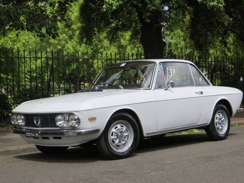 1973 LANCIA FULVIA 1.3 S SOLD (picture 3 of 5)