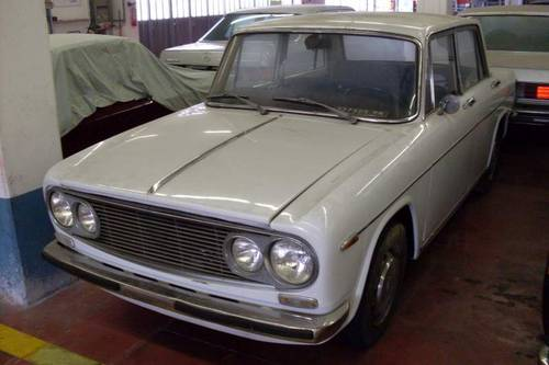LANCIA FULVIA BERLINA 1.3 CC  1971 For Sale (picture 1 of 4)