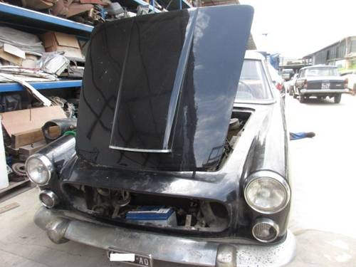 1960 Lancia Flaminia 2.5 coupè to restore  SOLD (picture 1 of 6)