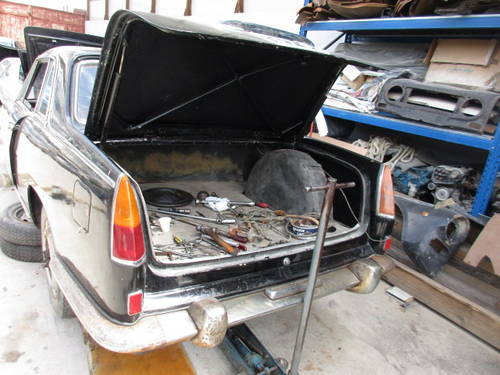 1960 Lancia Flaminia 2.5 coupè to restore  SOLD (picture 4 of 6)