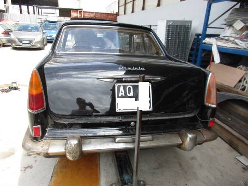 1960 Lancia Flaminia 2.5 coupè to restore  SOLD (picture 6 of 6)