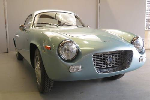 Lancia 1961Appia GTE Zagato SOLD (picture 4 of 6)