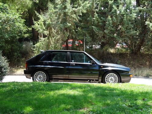 1992 Lancia Delta Integrale Evolutione 1, ex-Alberto Tomba SOLD (picture 4 of 6)