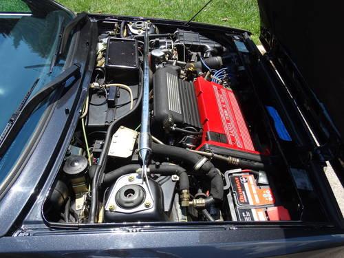 1992 Lancia Delta Integrale Evolutione 1, ex-Alberto Tomba SOLD (picture 5 of 6)