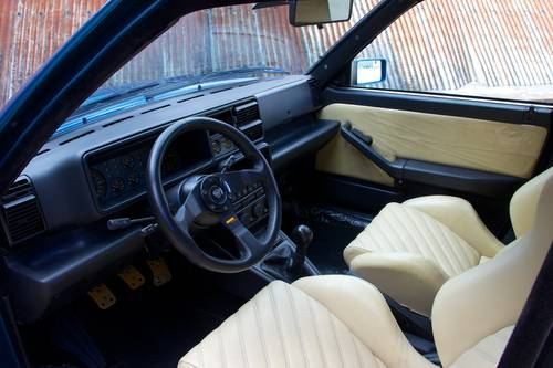 1994 Lancia Delta HF Integrale Evo II 'Blu Lagos' SOLD (picture 5 of 6)