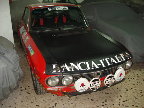 1971 Lancia Fulvia 1.3 HF Rally For Sale (picture 1 of 6)