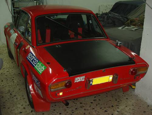 1971 Lancia Fulvia 1.3 HF Rally For Sale (picture 2 of 6)