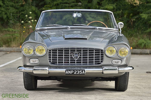 1963 Rare Lancia Flaminia 3C Convertible LHD SOLD (picture 6 of 6)