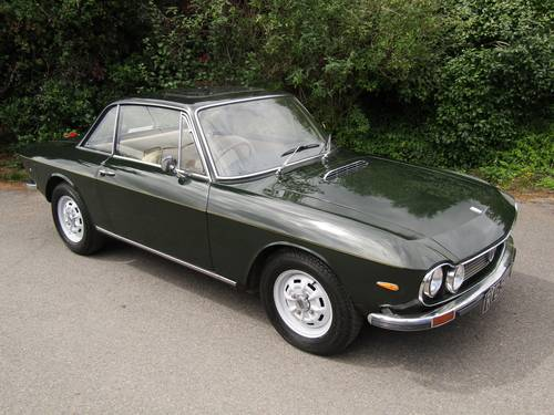 1972 Lancia Fulvia 1.3S - S2 - UK Car - RHD SOLD (picture 1 of 6)