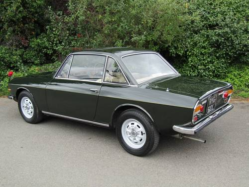 1972 Lancia Fulvia 1.3S - S2 - UK Car - RHD SOLD (picture 2 of 6)