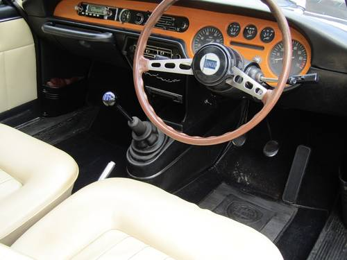 1972 Lancia Fulvia 1.3S - S2 - UK Car - RHD SOLD (picture 3 of 6)