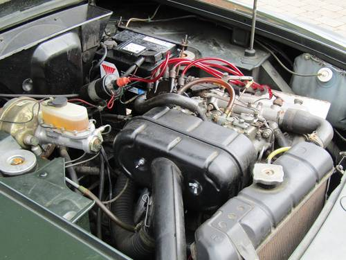 1972 Lancia Fulvia 1.3S - S2 - UK Car - RHD SOLD (picture 6 of 6)