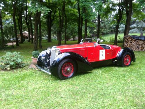 1934 Lancia Dilambda 8yl, Spyder, For Sale (picture 1 of 6)