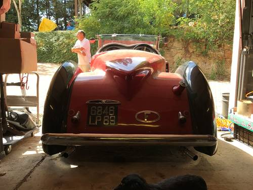 1934 Lancia Dilambda 8yl, Spyder, For Sale (picture 2 of 6)