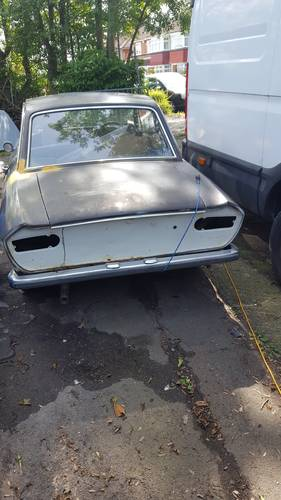 1975 Lancia Fulvia Project For Sale (picture 5 of 6)