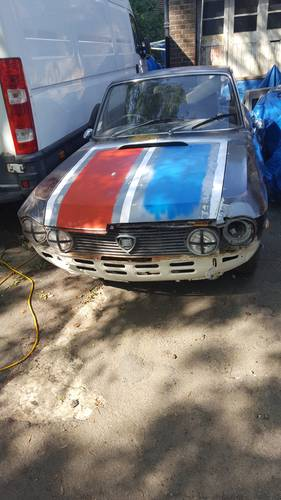 1975 Lancia Fulvia Project For Sale (picture 2 of 6)