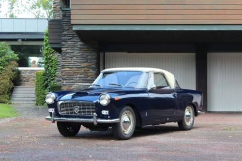 Lancia Appia Pininfarina Coupé (3rd series) 1961 LHD For Sale (picture 1 of 6)