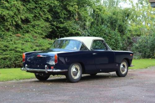 Lancia Appia Pininfarina Coupé (3rd series) 1961 LHD For Sale (picture 2 of 6)