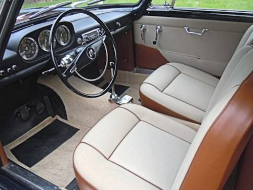 Lancia Appia Pininfarina Coupé (3rd series) 1961 LHD For Sale (picture 3 of 6)