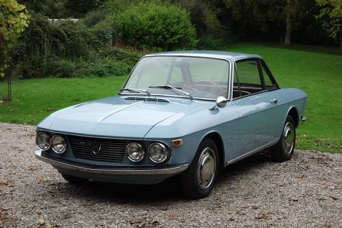1967 Lancia Fulvia Rallye 1.3 SOLD (picture 1 of 6)