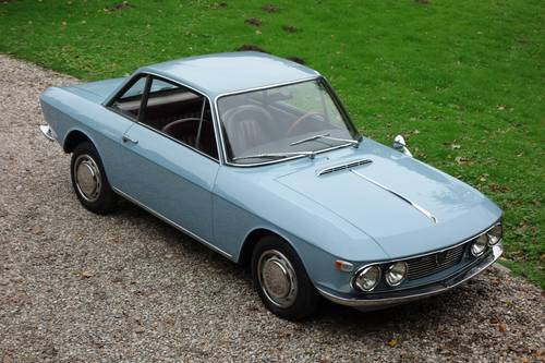 1967 Lancia Fulvia Rallye 1.3 SOLD (picture 2 of 6)