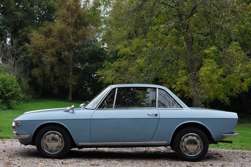 1967 Lancia Fulvia Rallye 1.3 SOLD (picture 3 of 6)