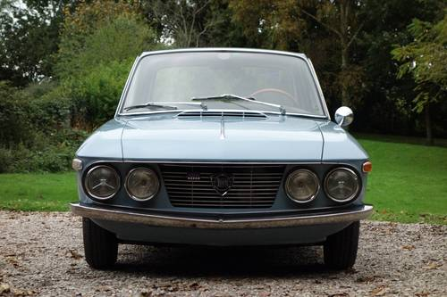 1967 Lancia Fulvia Rallye 1.3 SOLD (picture 4 of 6)