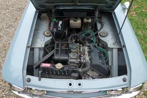 1967 Lancia Fulvia Rallye 1.3 SOLD (picture 6 of 6)