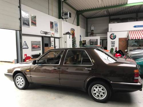 SALE!!! Stunning 1986 Lancia Thema 2.0 Turbo ie. 1 owner For Sale (picture 2 of 6)