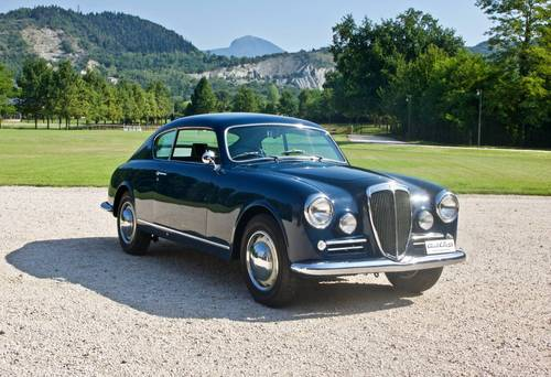 1955 LANCIA AURELIA B20 -4ª SERIE- RHD For Sale (picture 2 of 6)