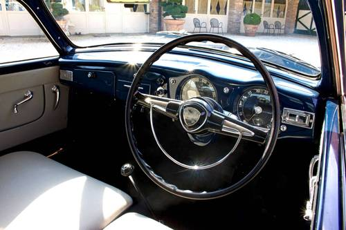 1955 LANCIA AURELIA B20 -4ª SERIE- RHD For Sale (picture 5 of 6)
