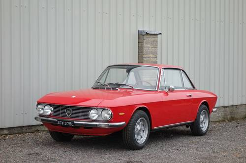 1973 Lancia Fulvia 1.3S Coupe SOLD (picture 1 of 6)