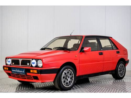1991 Lancia Delta 2.0-16V HF Integrale For Sale (picture 1 of 6)