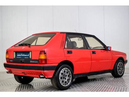 1991 Lancia Delta 2.0-16V HF Integrale For Sale (picture 2 of 6)