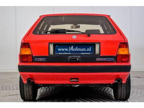 1991 Lancia Delta 2.0-16V HF Integrale For Sale (picture 4 of 6)