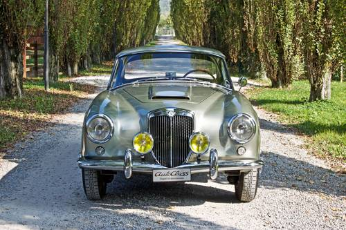 1955 LANCIA AURELIA B24S -CONVERTIBILE AMERICA- For Sale (picture 1 of 6)